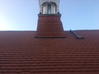 pitched roof contractor