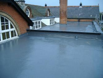 Liquid Coating Roofing contractors