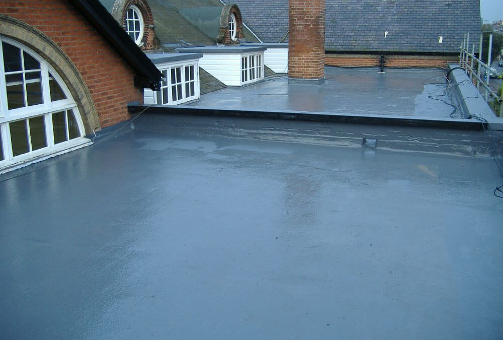 Specialist Commercial and Public Sector Roofing Contractors