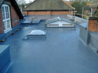 Liquid Coating Roofing Services