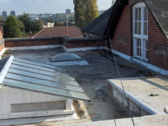 Liquid Coating Roofing