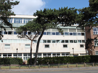 Bournemouth Telephone Exchange