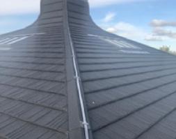 Felt Roof Fitting