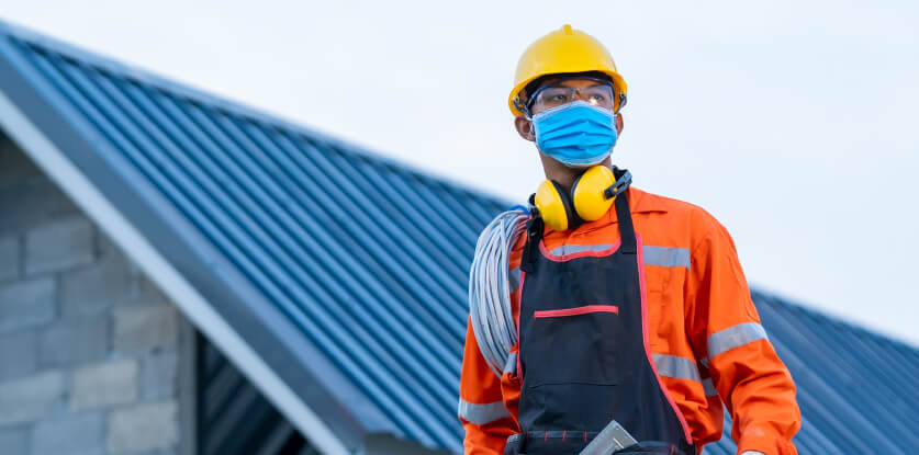 roofing and building contractors