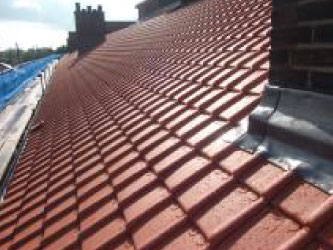 pitched roof maintenance