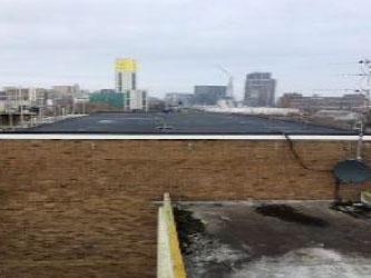 Roofing contractors refit