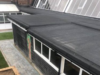 School roofing services