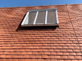Acclaim carry out expert roof repairs