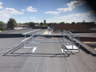 Roofing specialists  for schools