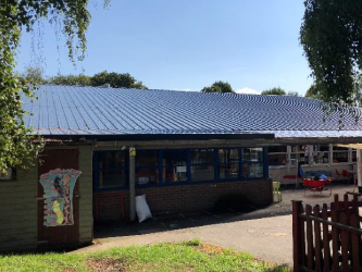 School roofing specialists in Essex