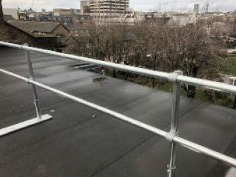 Flat and liquid roofing contractor