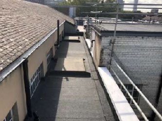 liquid roof covering works