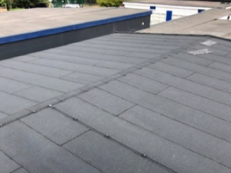 Roofing contractor for schools