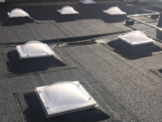 Roofing contractor for schools