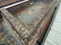 before roof maintenance