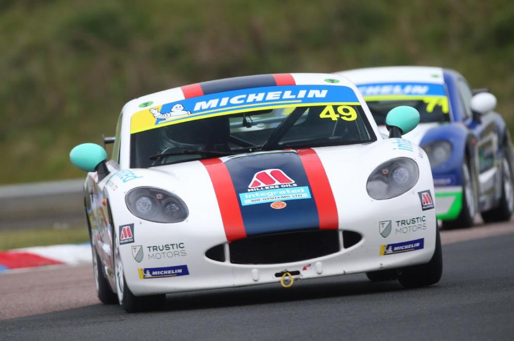 Ginetta racing cars