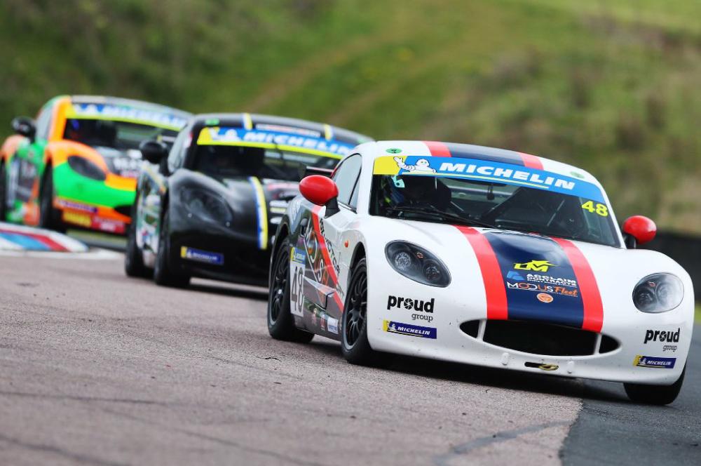 Ginetta Motorsport racing