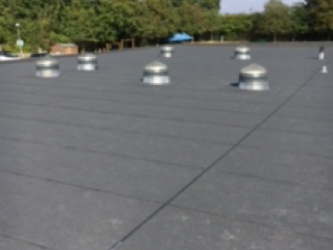Schools Flat Roofing Services at The Endeavour School