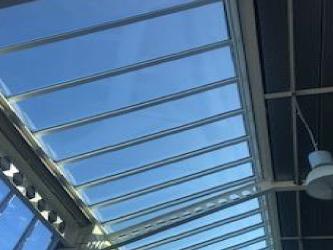 Glazed Roofing Contractors for Schools