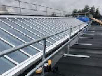 glazed roofing services